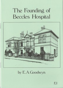 Beccles Hospital Book