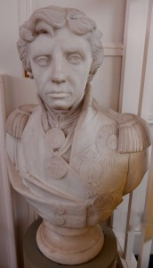 Bust of Horatio, Lord Nelson