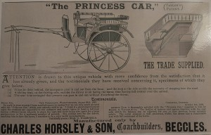 Horsley Advert