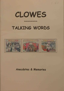 Book - Clowes Talking Words