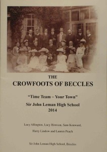 Book - Crowfoots of Beccles