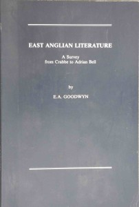 Book - East Anglian Literature