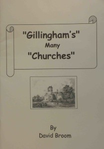 Book - Gillinghams Churches