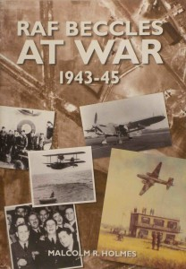 Book - RAF Beccles At War