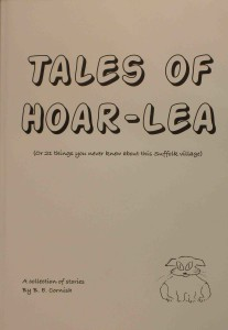 Book - Tales of Hoar Lea
