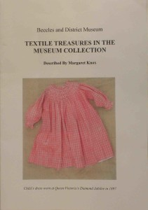 Book - Textile Treasures in the Museum